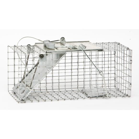 Woodstream Coropration 1083 Havahart Small EZ Set Cage Trap