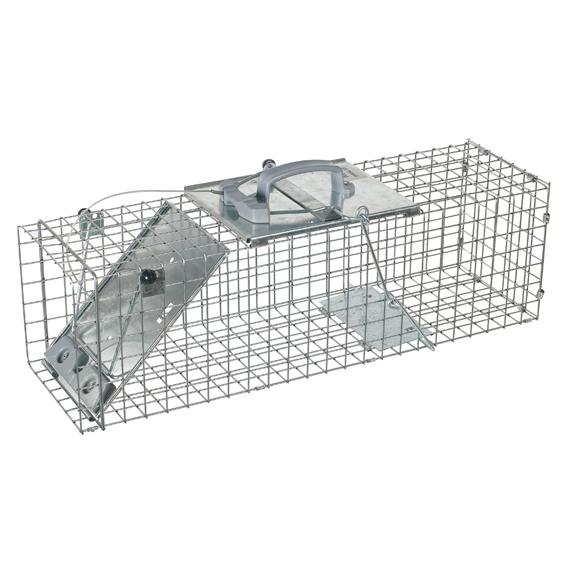 Woodstream Coropration 1084 Havahart Medium EZ Set Cage Trap