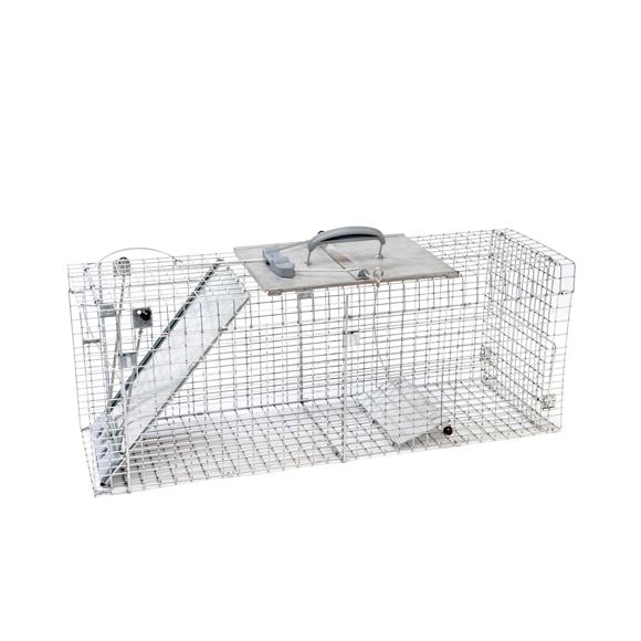 Woodstream Coropration 1092 Havhart Large EZ Set Collapsible Cage Trap