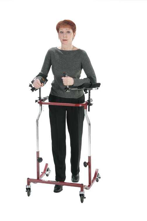 Drive Medical CE 1035 FP Wenzelite Rehab Forearm Platforms for all Wenzelite Posterior and Anterior Safety Rollor and Gait Trainers