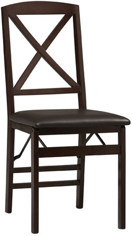 Linon Home Decor Products Folding and Stacking Chairs