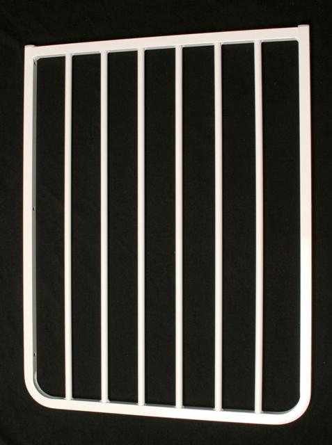 Cardinal Gates BX2-W 21.75 inch Extension - White