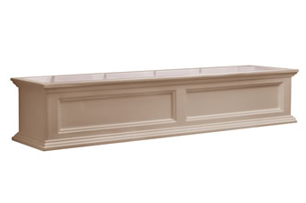 MAYNE 5824C Fairfield 5ft Window Box- Clay