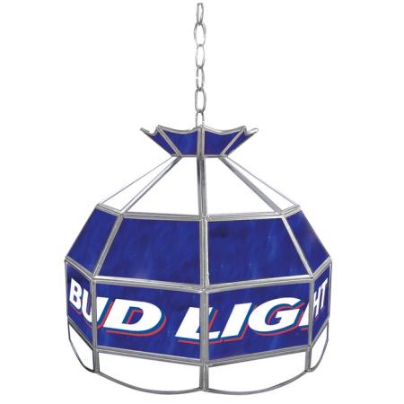 Bud Light 16 inch Budweiser Tiffany Lamp Light Fixture