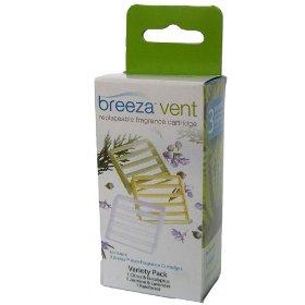 Brondell BRV-04 Breeza Variety Fragrance Vent