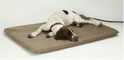 Image of K&H 1090 Lectro Soft Heated Dog Bed - Large