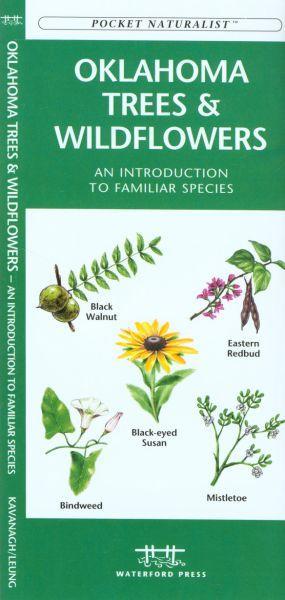Oklahoma Trees amp; Wildflowers Book