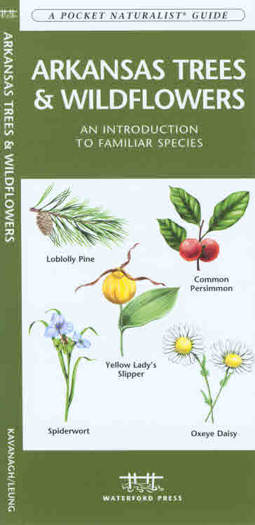 Arkansas Trees amp; Wildflowers Book
