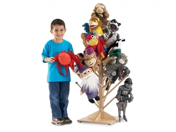 Jonti-Craft 0488JC Jonti-Craft Puppet Tree- 33