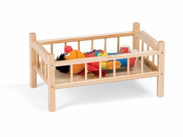 Jonti-Craft 6305JC Jonti-Craft Traditional Doll Bed