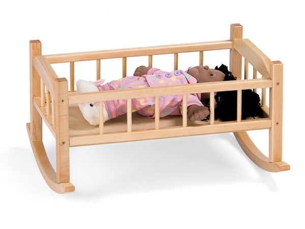 Jonti-Craft 6307JC Jonti-Craft Traditional Doll Cradle