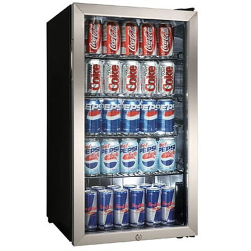 Danby DBC120BLS 3.3 cu.ft beverage center