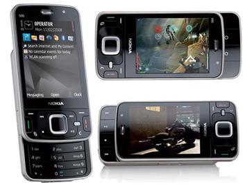 Nokia N96 GSM Quadband 16GB Smartphone-Unlocked