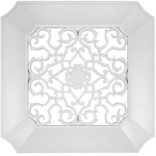 Panasonic FV-GL3TDB 14.5 Inch Designer Vent Fan Grille - White