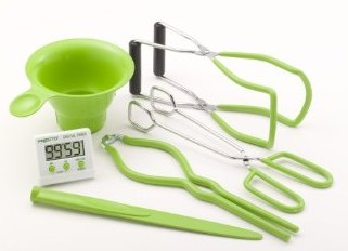 Presto Function Canning Kit with Digital Timer
