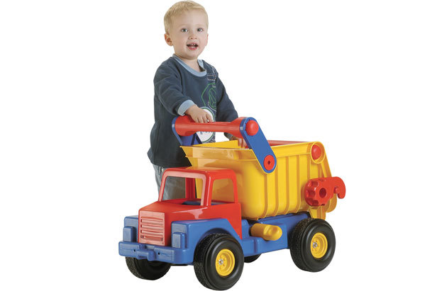 Wader 3555 Truck Number 1 Toy