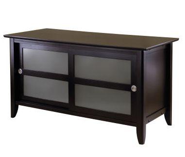 Winsome 92445 Syrah TV Stand- Espresso