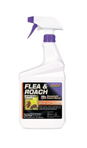 Bonide 917209 Flea and Roach Spray RTU - Gallon-578