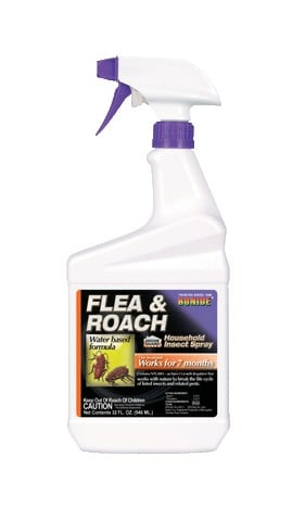 Flea & Roach Spray RTU - Quart  - 577