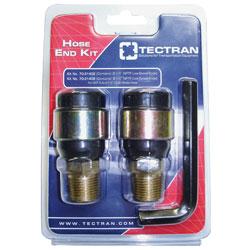 Tectran Mfg. 7031402 Hose End Kit for 3 / 8 I.D. Air Brake Hose