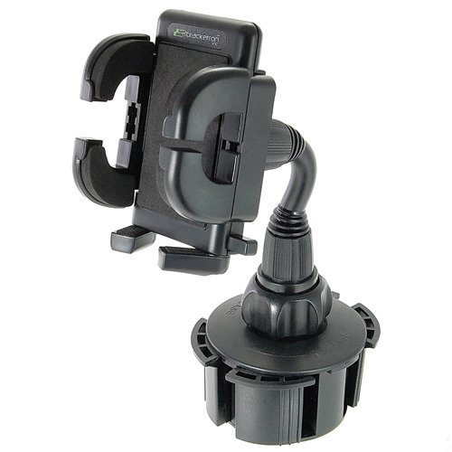 Bracketron UCH101BL Mobile Dock-iT Universal Cup Holder Mount Kit