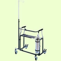 Drive Medical CE 1270 Wenzelite Rehab Extended uprights