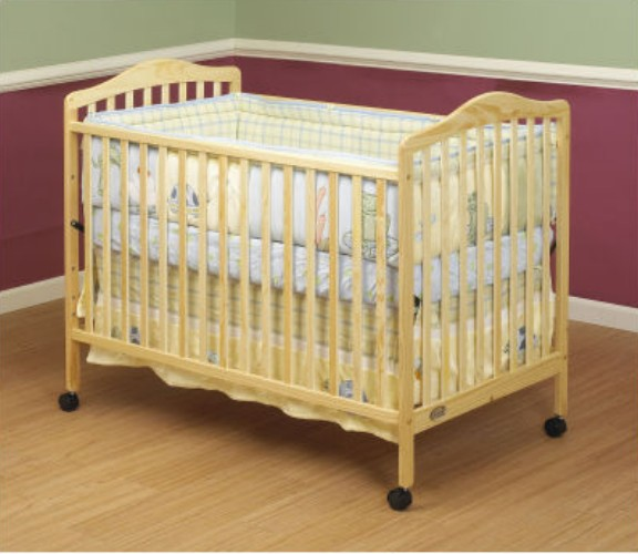 Orbelle Trading 370N Jenny - Natural Crib