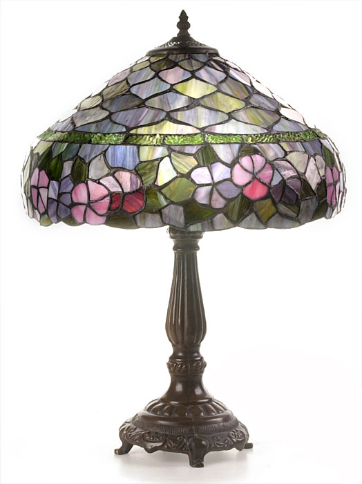 Warehouse Of Tiffany BB20-LS56A Peony Table Lamp
