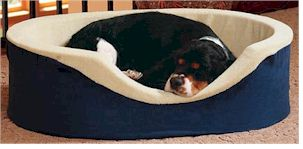 Essential Pet Products Pcu00-11249 Petsafe Heated Wellness Sleeper- Mini