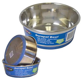 4.5 Quart Durapet Bowl - Stainless Steel  - SS450QB