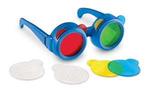 Learning Resources LER2446 Color Mixing Glasses EDRE32699