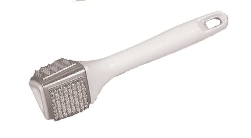 Foxrun 5621 3Sided Meat Tenderizer Stainless Steel With Plastic Handle