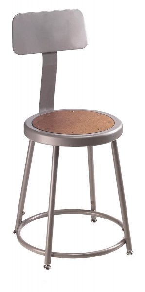 National Public Seating 6218B Sceince Lab Stools