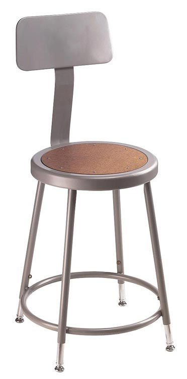 National Public Seating 6218HB Sceince Lab Stools