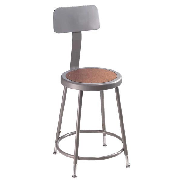 National Public Seating 6224HB Sceince Lab Stools
