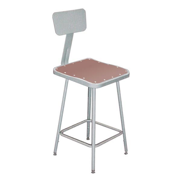 National Public Seating 6324B Sceince Lab Stools