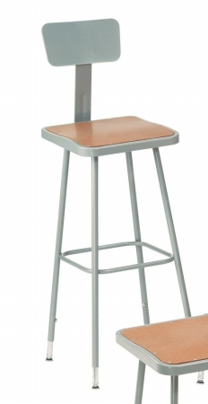 National Public Seating 6330HB Sceince Lab Stools