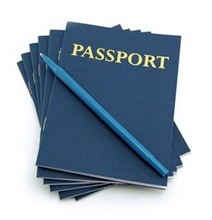 Hygloss Products HYG32610 My Passport Book 24 Books
