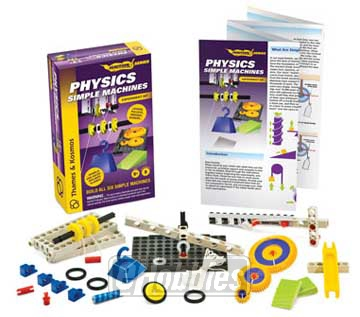 Thames & Kosmos 700001 Physics Simple Machines THKO74