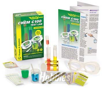 Thames & Kosmos 713164 CHEM C100 Test Lab THKO75
