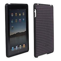 Speck IPAD-FTD-A02A002 Ipad Case Houndstooth Gray/Black