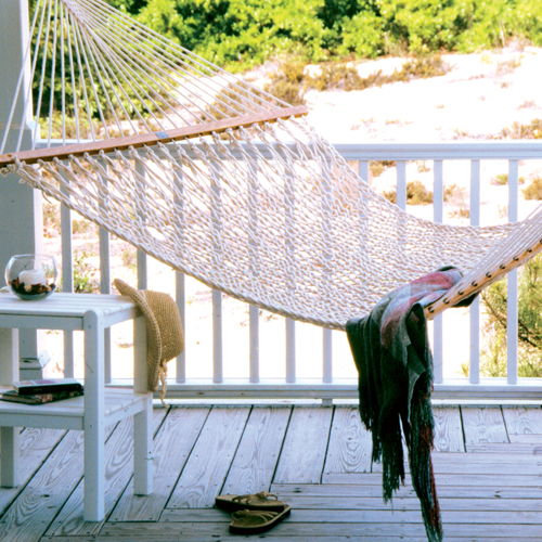 Pawleys Island 15OP The Original Presidential Size Polyester Rope Hammock