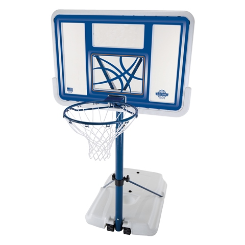 Lifetime 1306 Lifetime Poolside Portable Basketball Hoop - 44 in. Acrylic Fusion at Sears.com