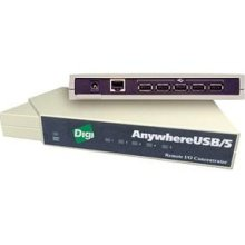 Digi International AW-USB-2 Digi Anywhereusb  2 Port Usb Over Ip Hub