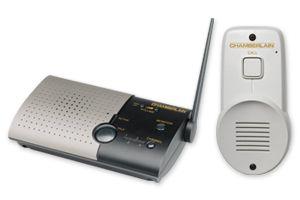 International Electronics CH-NDIS Chamberlain Wireless Doorbell & Intercom