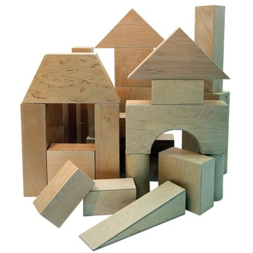 A+ Childsupply F8814 A+Real Hollow Blocks