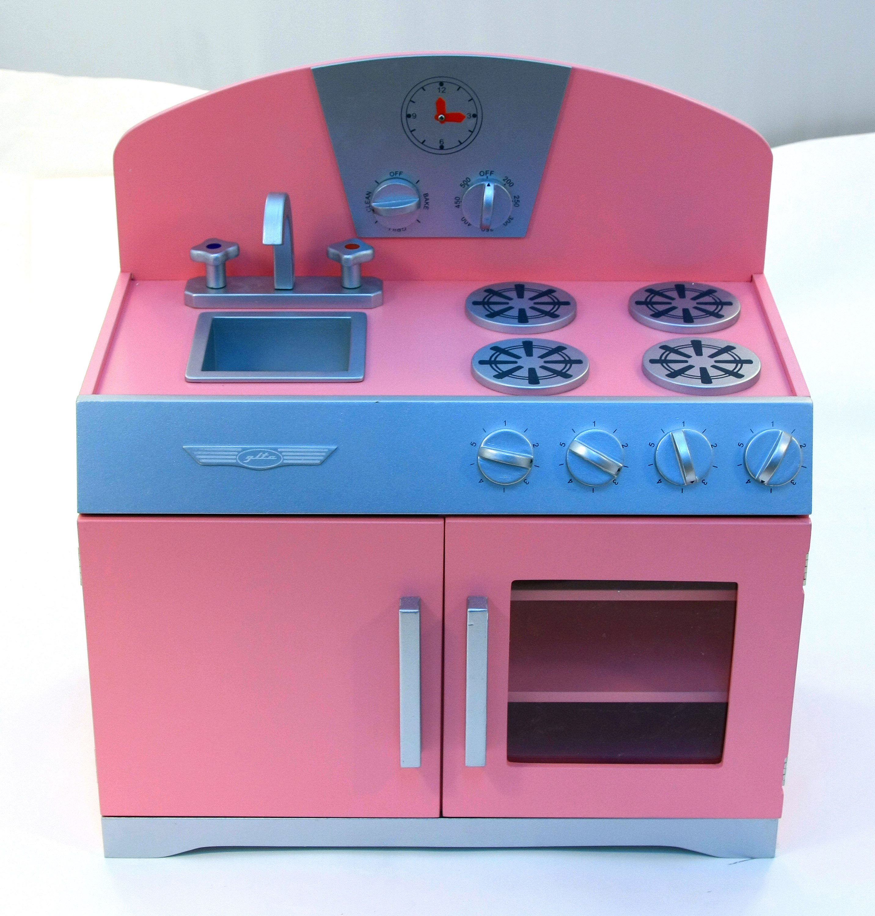 A+ Childsupply M9011 Retro Cooking Range with Sink