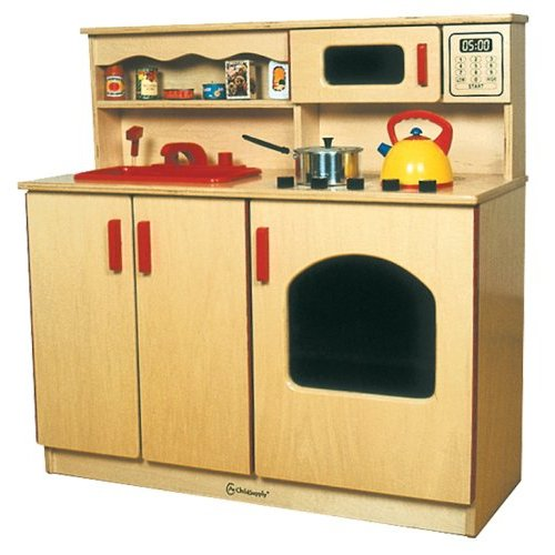 A+ Childsupply F8235 4-in-1 Kitchen Center