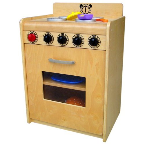 "A+ Childsupply F8241 26"" Modern Stove from Plywood"