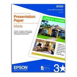 Epson Inkjet Photo                                     Paper - EPSS041062